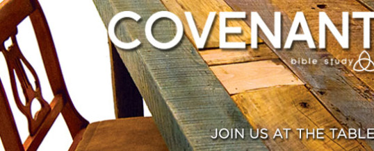 Covenant Bible Study:
