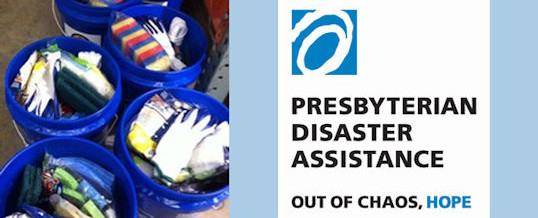 Clean Up Buckets and Hygiene Kits: We need your help!