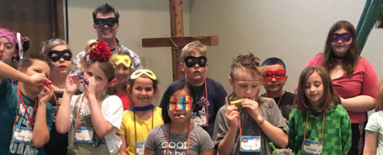 Children's Ministry – September 2017