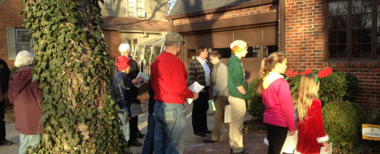 Christmas Caroling, Cookie Decorating and Chili