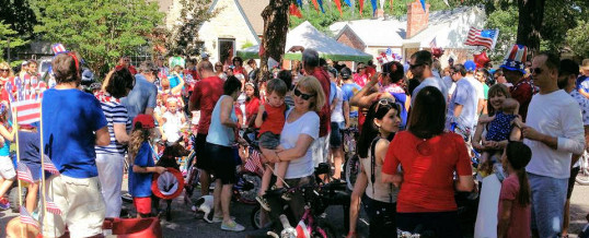 Crown Heights July 4 Parade