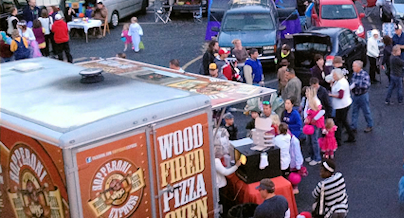 Cancelled: Food Trucks on April 8