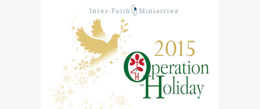 Operation Holiday Volunteer Day: December 12