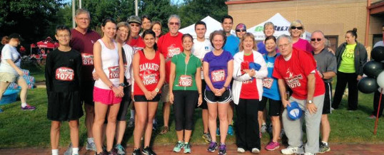 Race with Grace: September 7