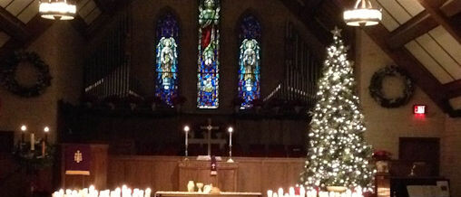 Silent Night Service is December 14