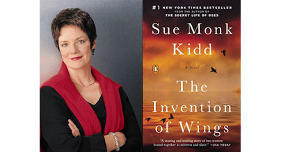 Watermark Books Event: Sue Monk Kidd on May 14