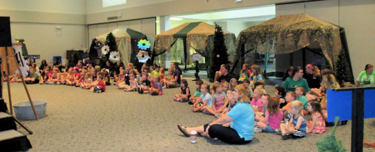 Vacation Bible School Thank You